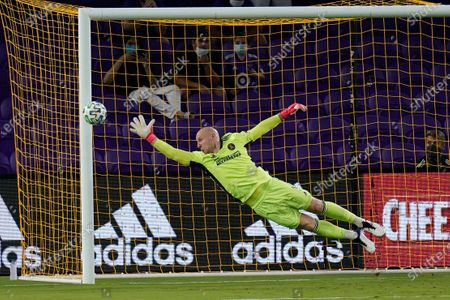 Editorial image of MLS Atlanta United City Soccer, Orlando, United States - 05 Sep 2020