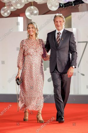 Hanne Jacobsen and Mads Mikkelsen