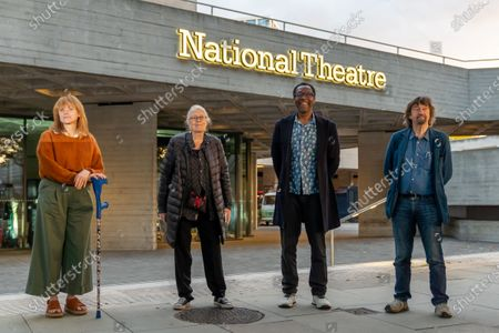 Editorial picture of Appeal to Support Jobs Across the Arts,The National Theatre, London, UK - 01 Sep 2020