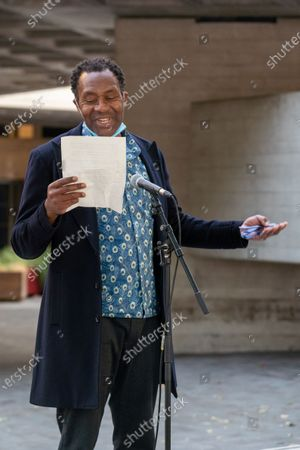 Stock Image of Sir Lenny Henry