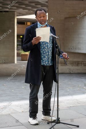 Stock Photo of Sir Lenny Henry