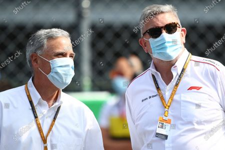 Editorial picture of Formula One Grand Prix of Italy, Monza - 06 Sep 2020