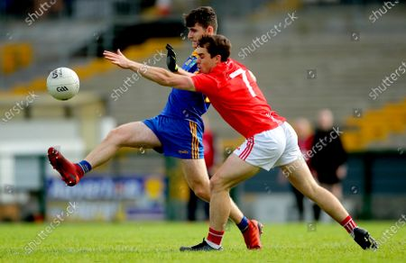 Editorial photo of Roscommon Senior Football Championship Semi-Final, Dr. Hyde Park, Roscommon, Co. Roscommon - 06 Sep 2020