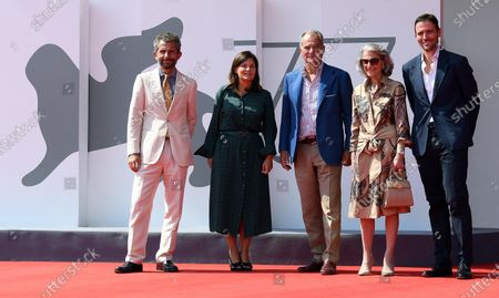 Editorial picture of Salvatore - Shoemaker of Dreams - Premiere - 77th Venice Film Festival, Italy - 06 Sep 2020
