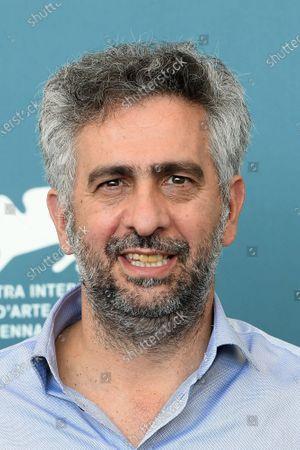 Stock Picture of Salvatore Mereu