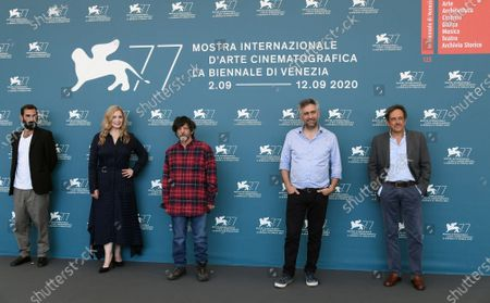 Editorial picture of 'Assandira' photocall, 77th Venice International Film Festival, Italy - 06 Sep 2020