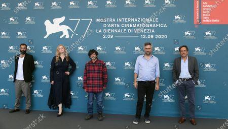 Editorial photo of 'Assandira' photocall, 77th Venice International Film Festival, Italy - 06 Sep 2020