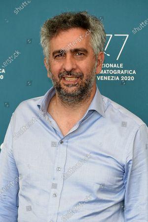 Stock Image of Salvatore Mereu