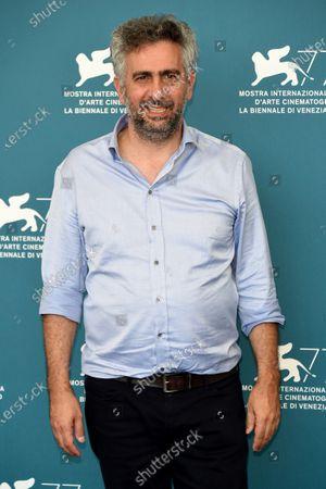 Editorial image of 'Assandira' photocall, 77th Venice International Film Festival, Italy - 06 Sep 2020