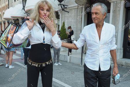 Editorial photo of 77th Venice International Film Festival, Sightings, Italy - 06 Sep 2020