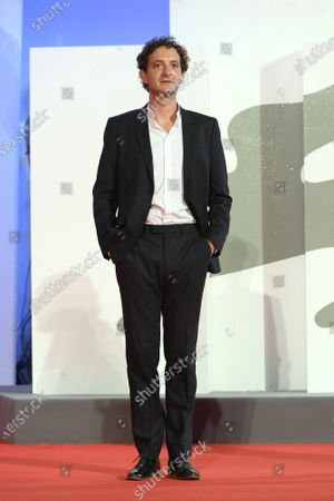 Editorial image of 'Mandibules' premiere, 77th Venice International Film Festival, Italy - 05 Sep 2020