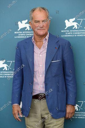Editorial photo of 'Salvatore: Shoemaker of Dreams' photocall, 77th Venice International Film Festival, Italy - 06 Sep 2020