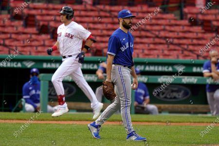 Editorial photo of Blue Jays Red Sox Baseball, Boston, United States - 06 Sep 2020