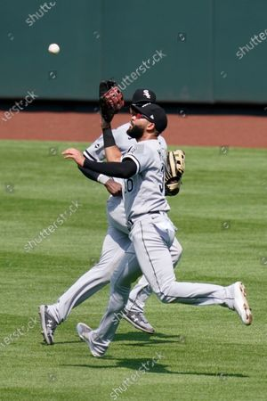 Editorial picture of White Sox Royals Baseball, Kansas City, United States - 06 Sep 2020
