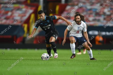 Editorial picture of Soccer Aid, Manchester, UK - 06 Sep 2020