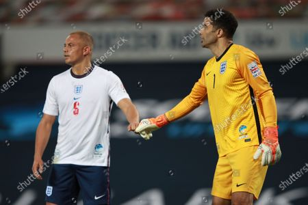 Editorial image of Soccer Aid, Manchester, UK - 06 Sep 2020