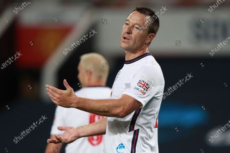 John Terry of England during Soccer Aid for Unicef 2020 at Old Trafford,