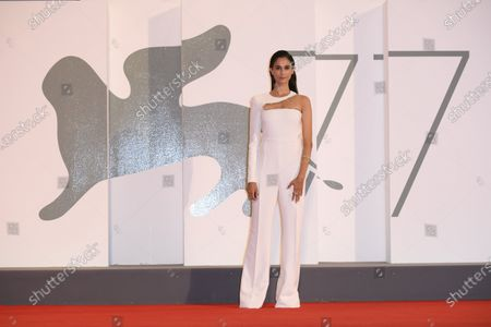 Editorial image of Filming Italy Best Movie Award, Red carpet, 77th Venice Film Festival - 06 Sep 2020