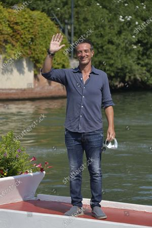 Editorial picture of 77th Venice Film Festival, Arrivals, Italy - 06 Sep 2020