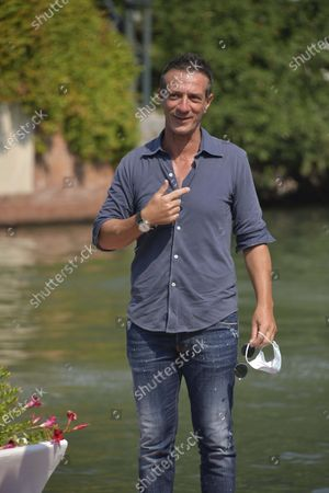 Editorial image of 77th Venice Film Festival, Arrivals, Italy - 06 Sep 2020