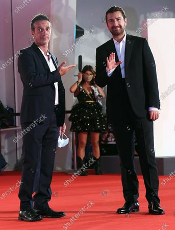 Editorial image of 77th Venice Film Festival, Italy - 06 Sep 2020