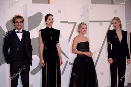 Editorial photo of 'The World To Come' premiere, The 77th Venice Film Festival, Italy - 06 Sep 2020