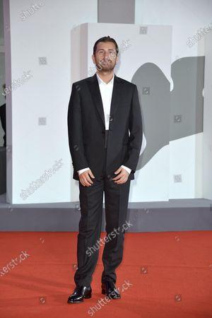 Stock Picture of Alessandro Siani