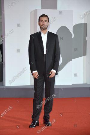 Stock Photo of Alessandro Siani