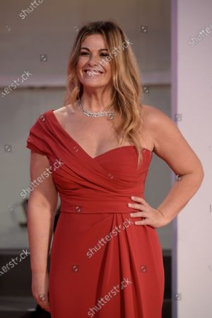 Editorial picture of Filming Italy Award, Red carpet, 77th Venice Film Festival 2020 - 07 Sep 2020