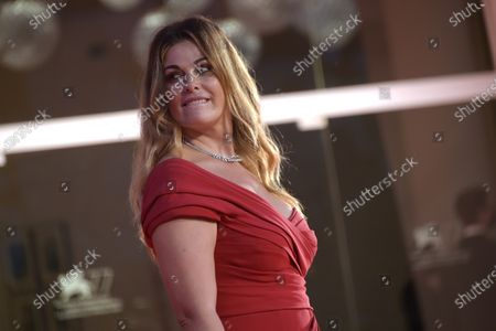 Editorial image of Filming Italy Award, Red carpet, 77th Venice Film Festival 2020 - 07 Sep 2020