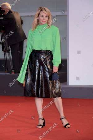 Editorial photo of Filming Italy Award, Red carpet, 77th Venice Film Festival 2020 - 07 Sep 2020