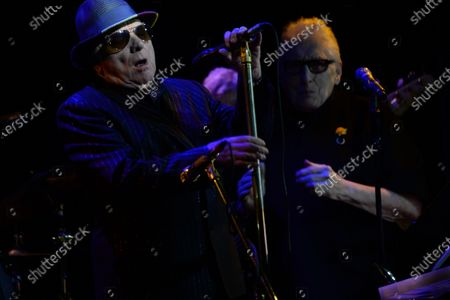Editorial picture of Exclusive - Van Morrison in concert, Electric Ballroom, London, UK - 06 Sep 2020