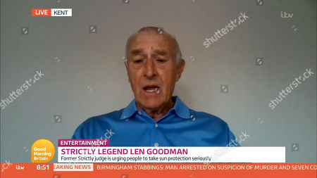 Editorial picture of 'Good Morning Britain' TV Show, London, UK - 07 Sep 2020