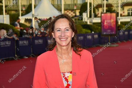 Editorial photo of 'Les Deux Alfred' premiere, 46th Deauville American Film Festival, France - 06 Sep 2020