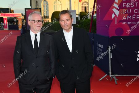 Editorial picture of 'Les Deux Alfred' premiere, 46th Deauville American Film Festival, France - 06 Sep 2020