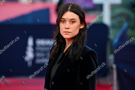 Stock Picture of Astrid Berges-Frisbey