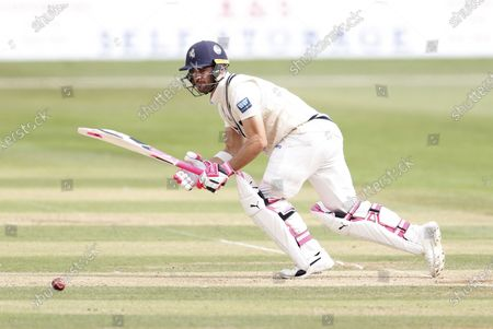 Heino Kuhn bats for Kent during Kent CCC vs Hampshire CCC, Bob Willis Trophy Cricket at The Spitfire Ground on 7th September 2020