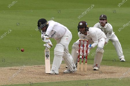 Editorial image of Surrey CCC v Sussex CCC, Bob Willis Trophy, Cricket, the Kia Oval, Kennington, London, United Kingdom - 07 Sep 2020