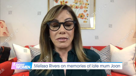 Stock Picture of Melissa Rivers