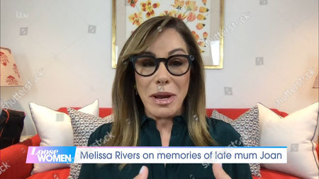 Stock Image of Melissa Rivers