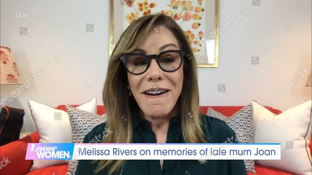 Stock Photo of Melissa Rivers