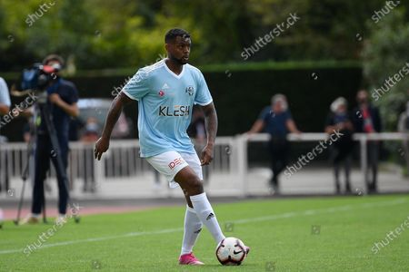 Editorial picture of 'Variete club de France' charity match, Poissy, France - 06 Sep 2020