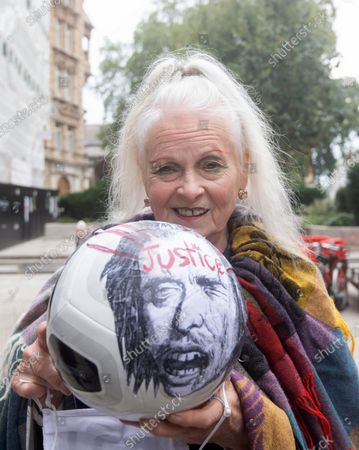 Editorial image of Julian Assange extradition case, London, United Kingdom - 07 Sep 2020