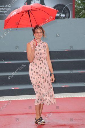 Editorial photo of 'Omelia Contadina' and 'Narciso Em Ferias' premiere, 77th Venice International Film Festival, Italy - 07 Sep 2020