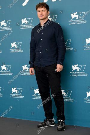 Editorial photo of 'Never Gonna Snow Again' photocall, 77th Venice International Film Festival, Italy - 07 Sep 2020