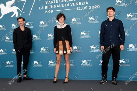 Editorial image of 'Never Gonna Snow Again' photocall, 77th Venice International Film Festival, Italy - 07 Sep 2020
