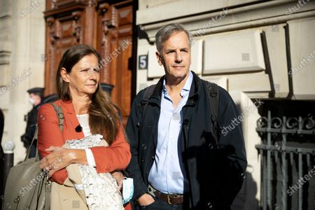 Bernard de la Villardiere et Francoise Joly