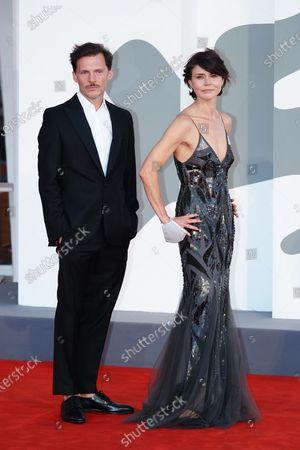 MichaÅ Englert and Maja Ostaszewska