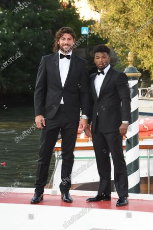 Ignazio Moser and Franck Chamizo
