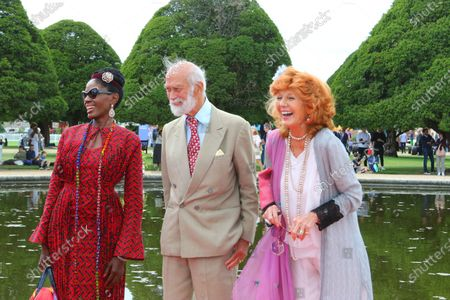 Editorial picture of Concours of Elegance, Hampton Court Palace, London, UK - 07 Sep 2020